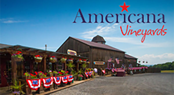 Americana Vineyards Winery