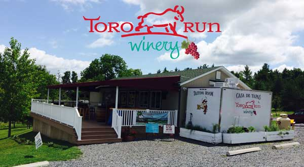 Toro Run Winery